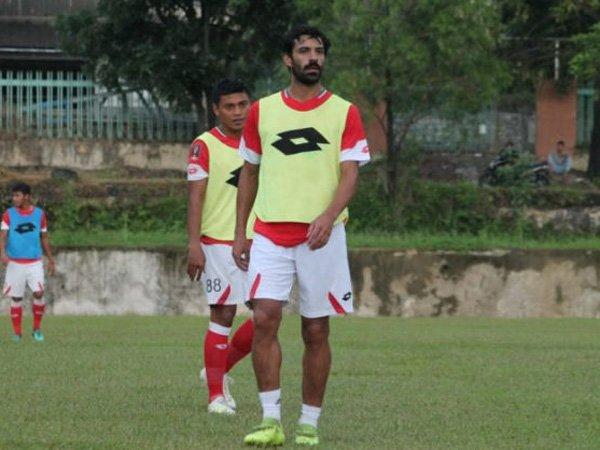 Semen Padang FC Mulai Pertimbangkan Untuk Depak Pemain Asing