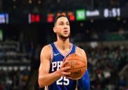 Ben Simmons Resmi Perpanjang Kontrak Dengan Philadelphia 76ers