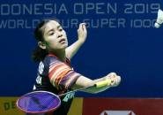 Indonesia Open 2019: Dua Game Langsung, Gregoria Tumbangkan Wakil Thailand