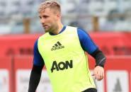 Luke Shaw Kembali Berlatih Bersama Manchester United