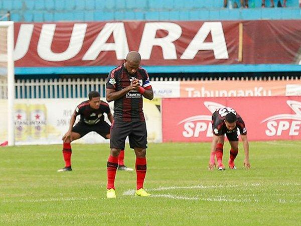 Persipura 1-0 Madura United, Laskar Sape Kerrab Telan Kekalahan Perdana
