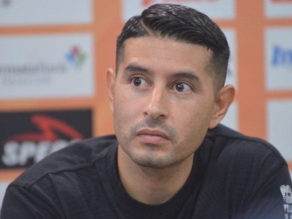 Vizcarra Janji Kerja Maksimal Demi Bawa Persib ke Jalur Kemenangan