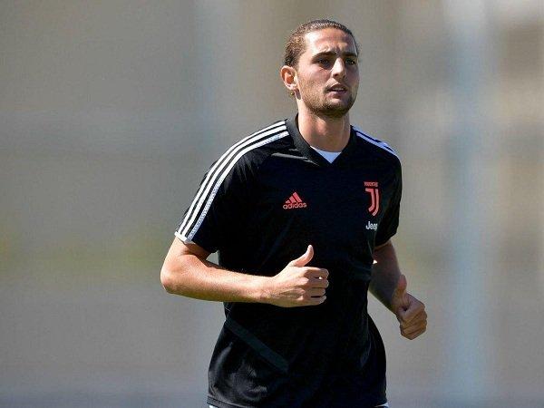 Adrien Rabiot Yakin Juventus Bisa Tingkatkan Levelnya