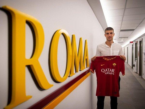 AS Roma Resmi Rekrut Gianluca Mancini dari Atalanta