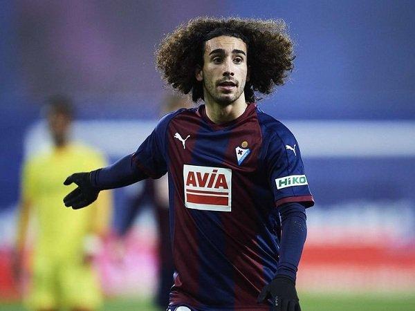 Barcelona Segera Rekrut Kembali Marc Cucurella dari Eibar