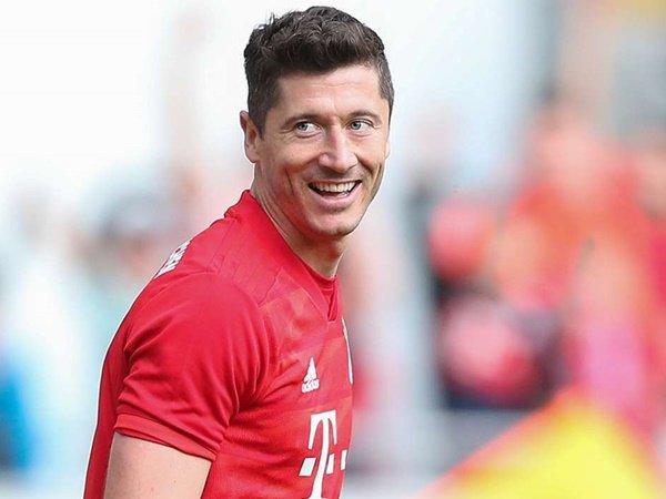 Bayern Munich Berharap Lewandowski Perpanjang Kontrak
