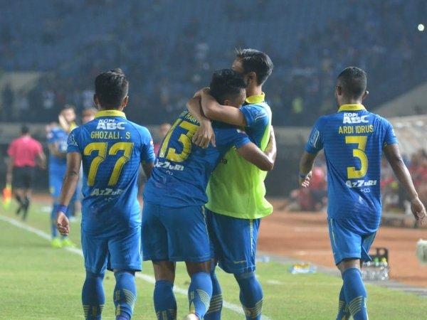 Bekuk Kalteng Putra 2-0, Persib Sudahi Puasa Kemenangan