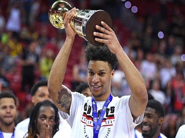 Brandon Clarke Girang Usai Rebut Gelar MVP Pertama di NBA