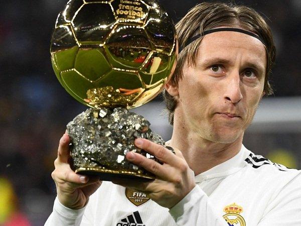 Hot! Agen Modric Gelar Pertemuan dengan AC Milan
