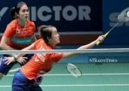 Ganda Putri Malaysia Unjuk Gigi di Indonesia Open 2019