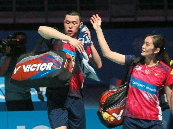 Indonesia Open 2019: Kalahkan Wakil China, Tan Kian Meng/Lai Pei Jing ke Babak Kedua