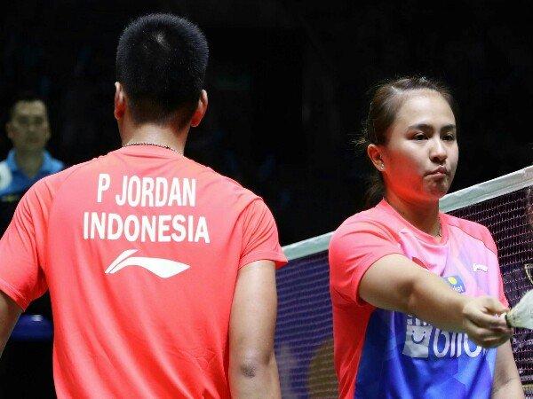 Indonesia Open 2019: Praveen/Melati Langsung Kandas di Babak Pertama