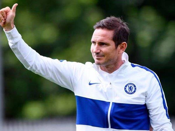 Lampard Ungkap Taktik yang Ingin Dimainkannya di Chelsea