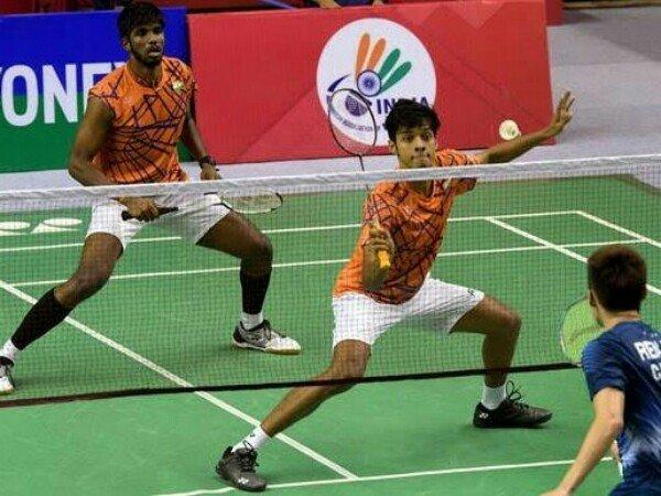 Satwik/Chirag Tampil Impresif di Indonesia Open 2019