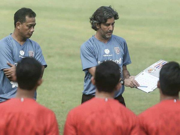 Hormati Persela, Teco Fokus Persiapan Bali United