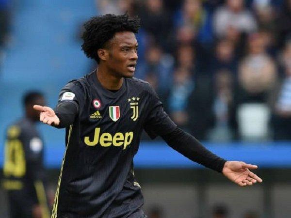 Dirumorkan akan Hengkang, Juan Cuadrado Klaim Bahagia di Juventus