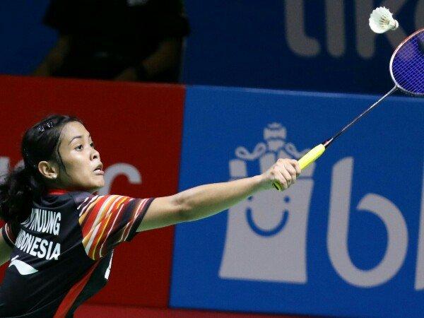 Indonesia Open 2019: Gregoria Gagal Bendung Intanon