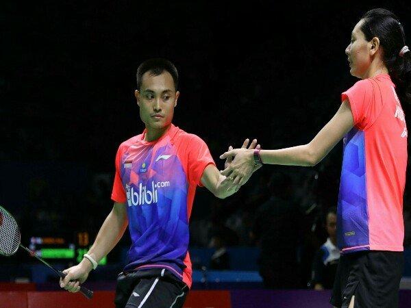 Indonesia Open 2019: Hafiz/Gloria Sudah Antisipasi Perlawanan Rinov/Pitha
