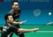 Indonesia Open 2019: Sengit, Hendra/Ahsan Akhirnya Tundukkan Ellis/Langridge