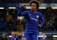 Langkah Akhir Chelsea untuk Bujuk Willian Perpanjang Kontrak