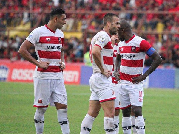 Misi Bangkit MU Kala Menjamu Arema FC