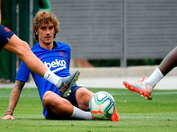 Valverde Minta Griezmann Langsung Nyetel di Barcelona