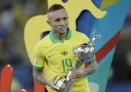 Demi Arsenal, Everton Soares Belajar Bahasa Inggris