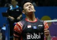 Terhenti di Perempat Final Indonesia Open 2019: Jonatan Akui Tak Bisa Manfaatkan Peluang