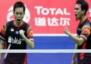 Ahsan/Hendra ke Partai Puncak Indonesia Open 2019