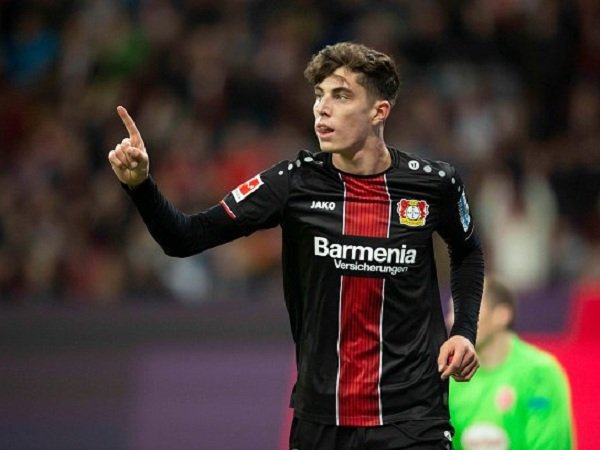 Barcelona Inginkan Bintang Muda Bayer Leverkusen, Kai Havertz