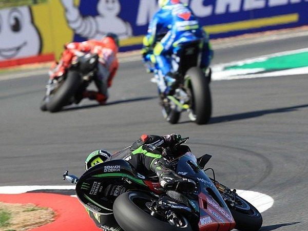 Demi MotoGP, Silverstone Kebut Perbaikan Area yang Bergelombang