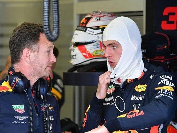 Red Bull Beberkan Penyebab Turbo Lag Mobil Verstappen