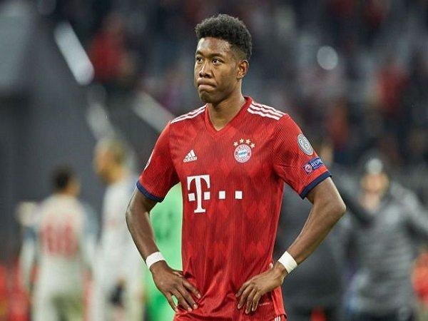 Bayern Munich Segera Lepas David Alaba Ke Tim Lain