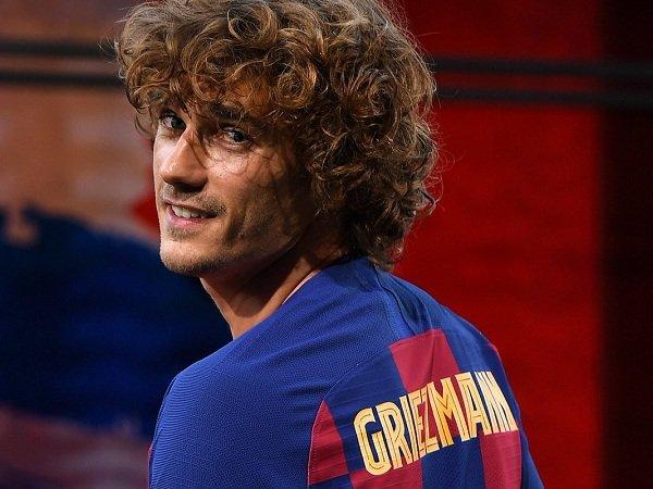 Griezmann Akui Sempat Menangis Setelah Transfernya ke Barcelona Selesai