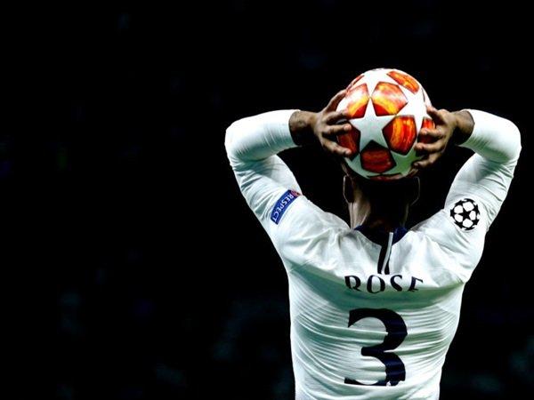 Juventus Jadi yang Terfavorit Dapatkan Servis Danny Rose