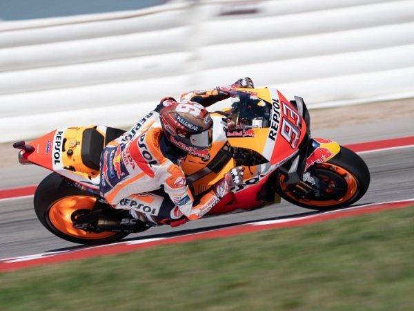 Marquez Merasa Senang Sudah Jarang Terjatuh Lagi Musim Ini