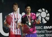 Chou Tien Chen Juara Indonesia Open 2019