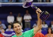 Dusan Lajovic Naik Podium Juara Di Umag
