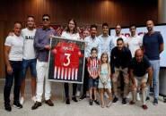 Filipe Luis Resmi Berpamitan dengan Atletico Madrid
