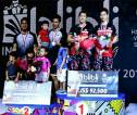 Indonesia Hanya Mampu Kuasai Ganda Putra
