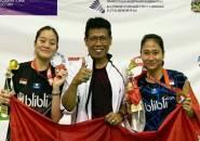 Rusia Open 2019: Ketut/Tania Jadi Juara di Turnamen Pertama Mereka