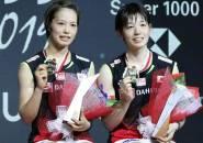 Pertahankan Gelar Indonesia Open, Yuki Fukushima/Sayaka Hirota Kembali ke Peringkat 1 Dunia