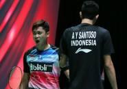 Kandaskan Goh V Shem/Tan We Kiong, Wahyu/Ade Lolos Babak kedua Japan Open 2019