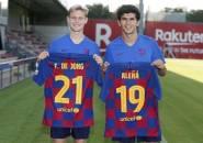 Barcelona Ternyata Janjikan Nomor Punggung 21 pada De Jong Tanpa Seizin Alena