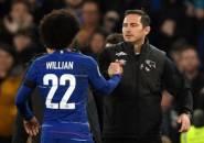Belum Ada Konfirmasi Resmi, Lampard Geram Willian Klaim No. 10 Hazard