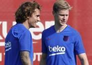 Iniesta Sebut De Jong dan Griezmann Sebagai Rekrutan Luar Biasa