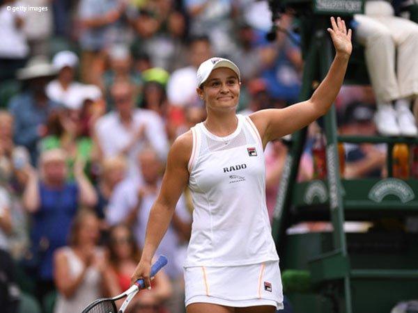 Jelang US Open, Ashleigh Barty Kenang Kembali Musim 2019 Yang Gemilang