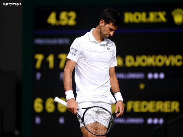 Novak Djokovic Dan Juan Martin Del Potro Urungkan Niat Tampil Di Montreal