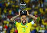 Dani Alves Tertarik Kembali ke Barcelona