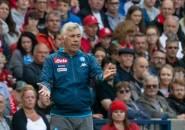 Napoli Menang Telak, Ancelotti Tidak Nilai Liverpool di Pramusim